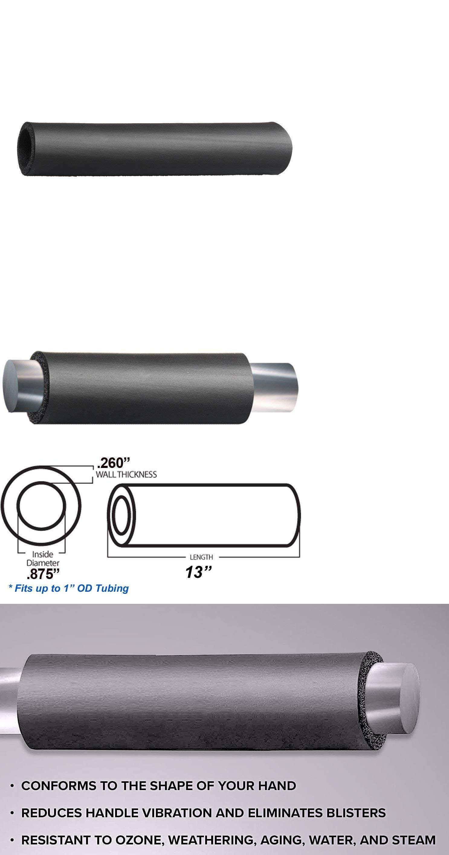 1 X 13 Long Foam Hand Grip Tool Garden Handle Tube Bar Fitness Rubber 2 Pack Hand Grip Foam Grip