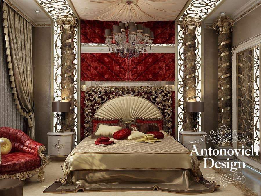 Red Luxury Bedrooms i have fallen for these blue and red bedroom sets / could be cause