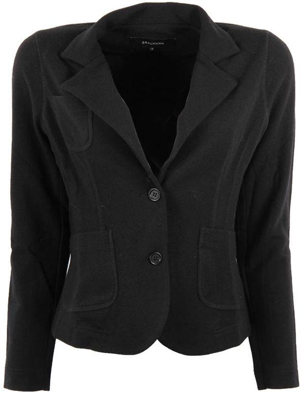 Graumann Noa Jacket Black.