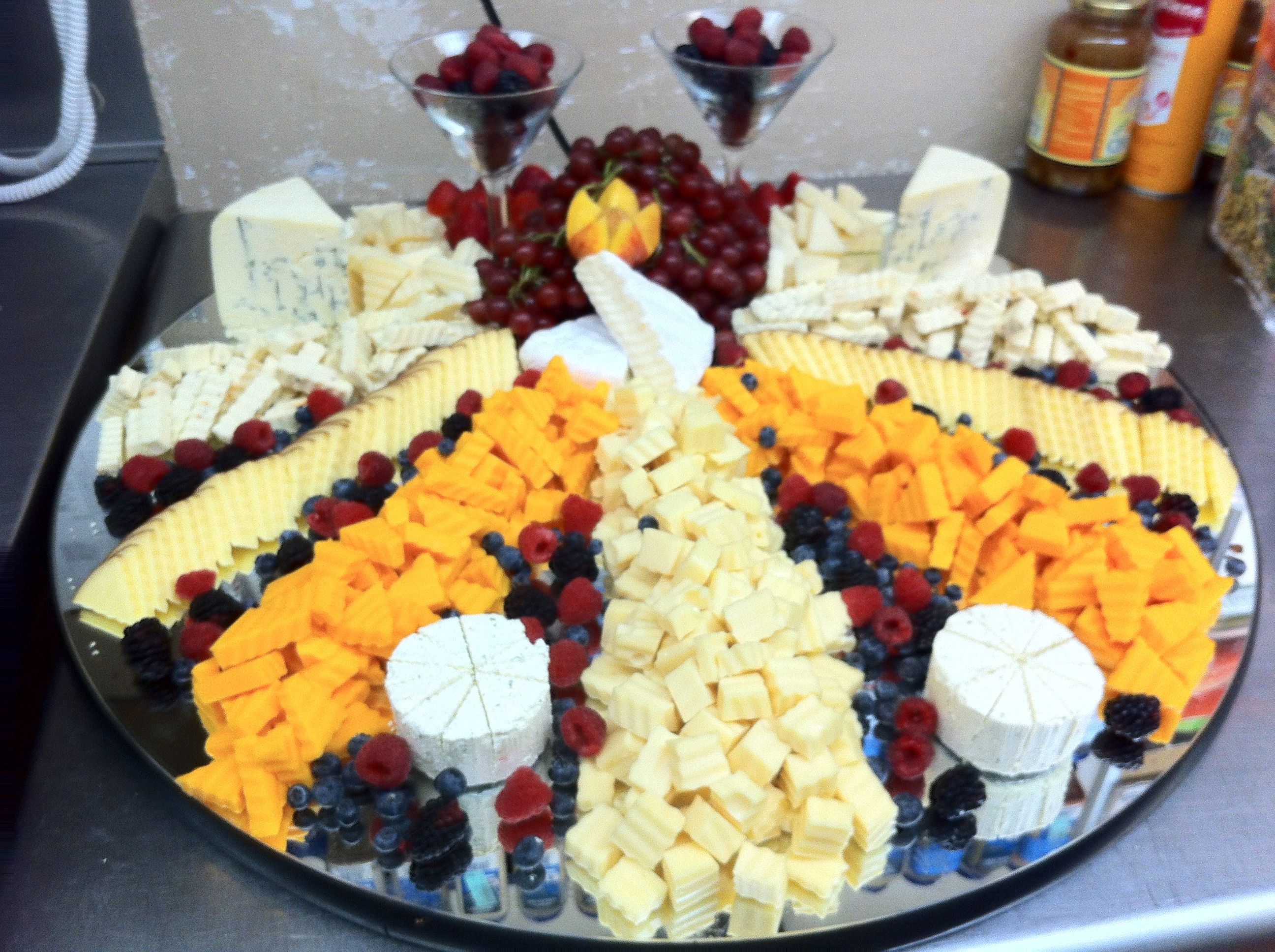 Round cheese display | Food and displays in 2019 | Cheese ...
