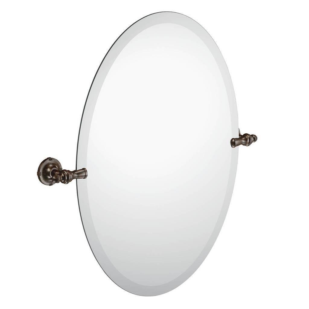 Moen Gilcrest Decorative Mirror Oil Rubbed Bronze Oil Rubbed Bronze Gilcrest Bronze Mirror Oil Rubbed Bronze Oil rubbed bronze oval mirror