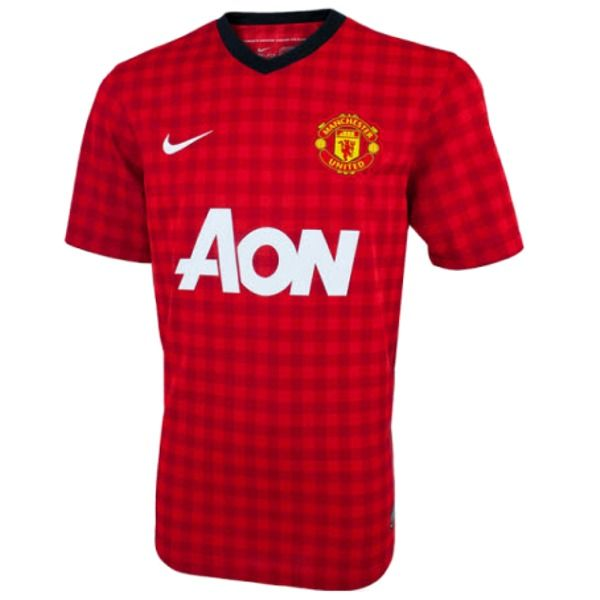 Nike Manchester United 2012-13 Official Home Jersey - model 479278