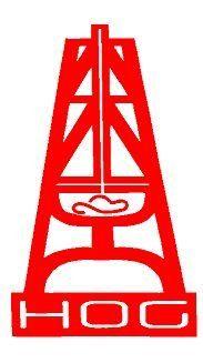 Hooey Decal Oil HOG Sticker 12 Tall Red Custom Design Amazon Dp B012JV1QAU Refcm Sw R Pi 2pQBxbNGJY76X