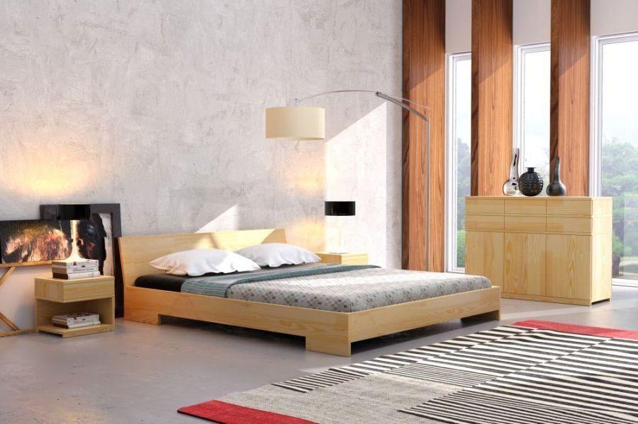 łóżko Dwuosobowe Wysuwane Jednopoziomowe Piętrus łóżko Do