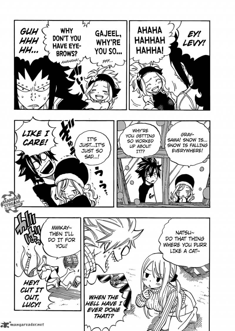 fairy tail christmas special 2 page 9