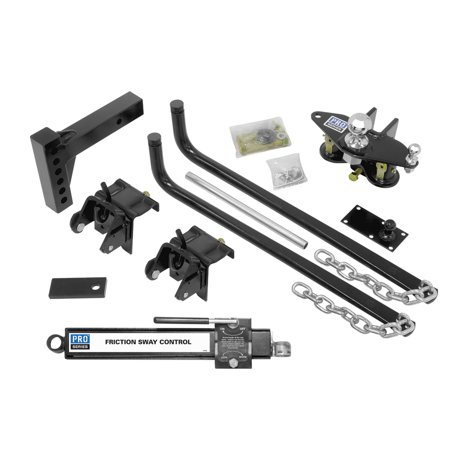 Reese 49902 Complete Round Bar Weight Distribution Kit 750 Lbs