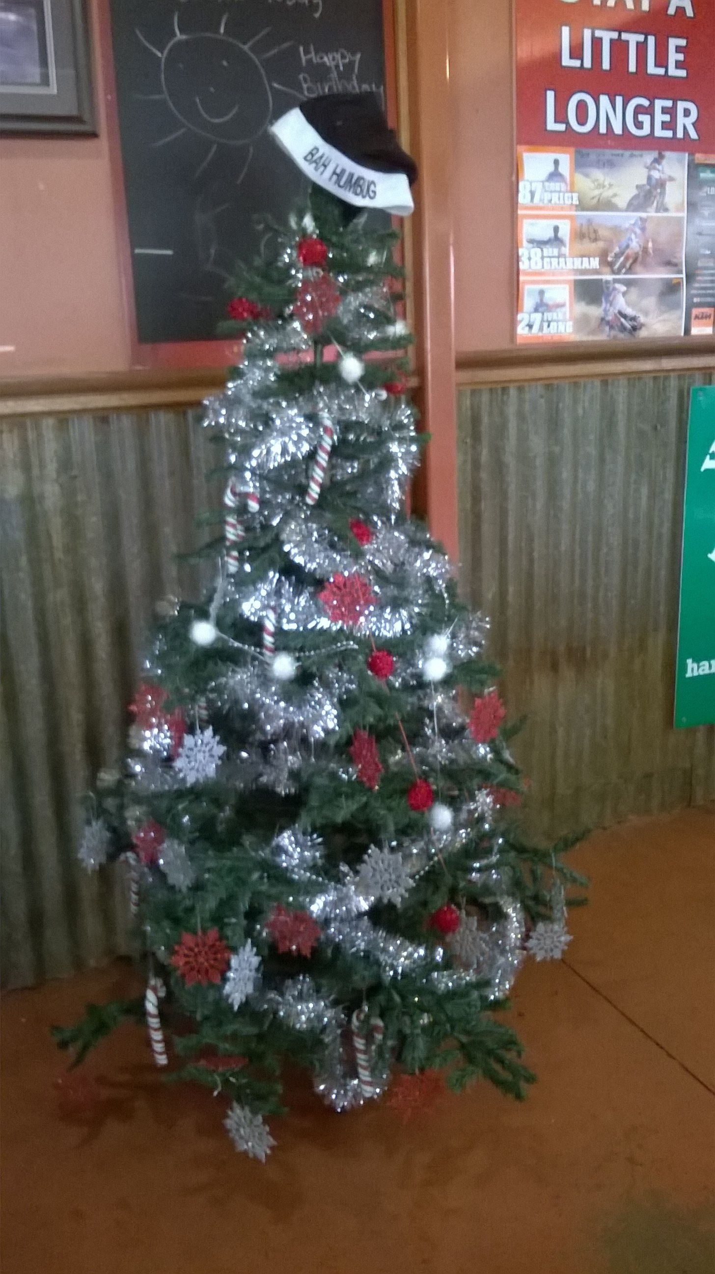 Christmas in the Red Centre Australia