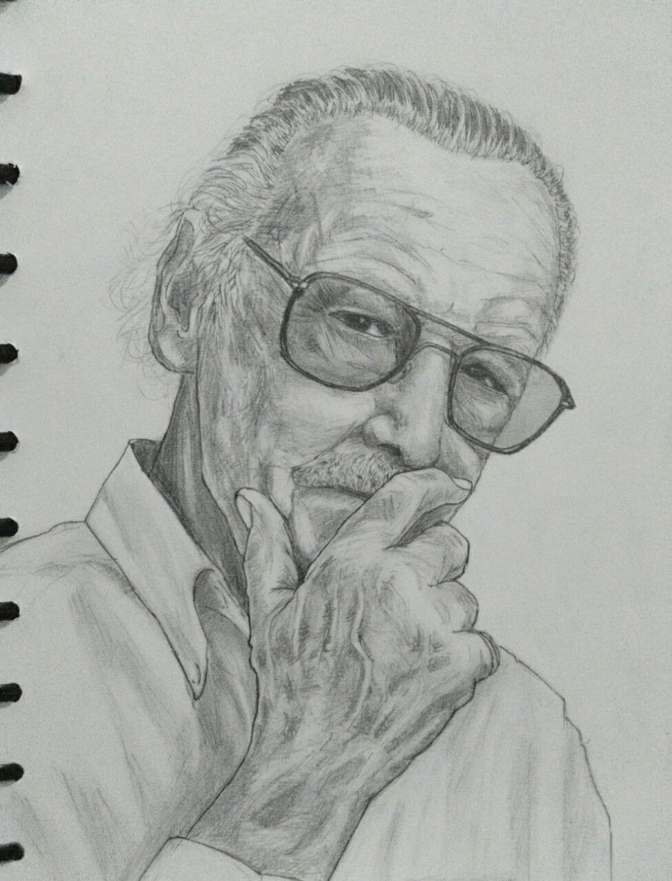 8e2731ec Stan Lee | Sketch in 2019 | Stan lee, Marvel comics, Drawings