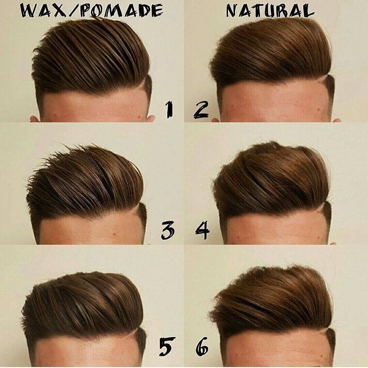 Pomade Hairstyles Pleasing 7377 Me Gusta 93 Comentarios  Best Men's Hairstyles And Cuts M