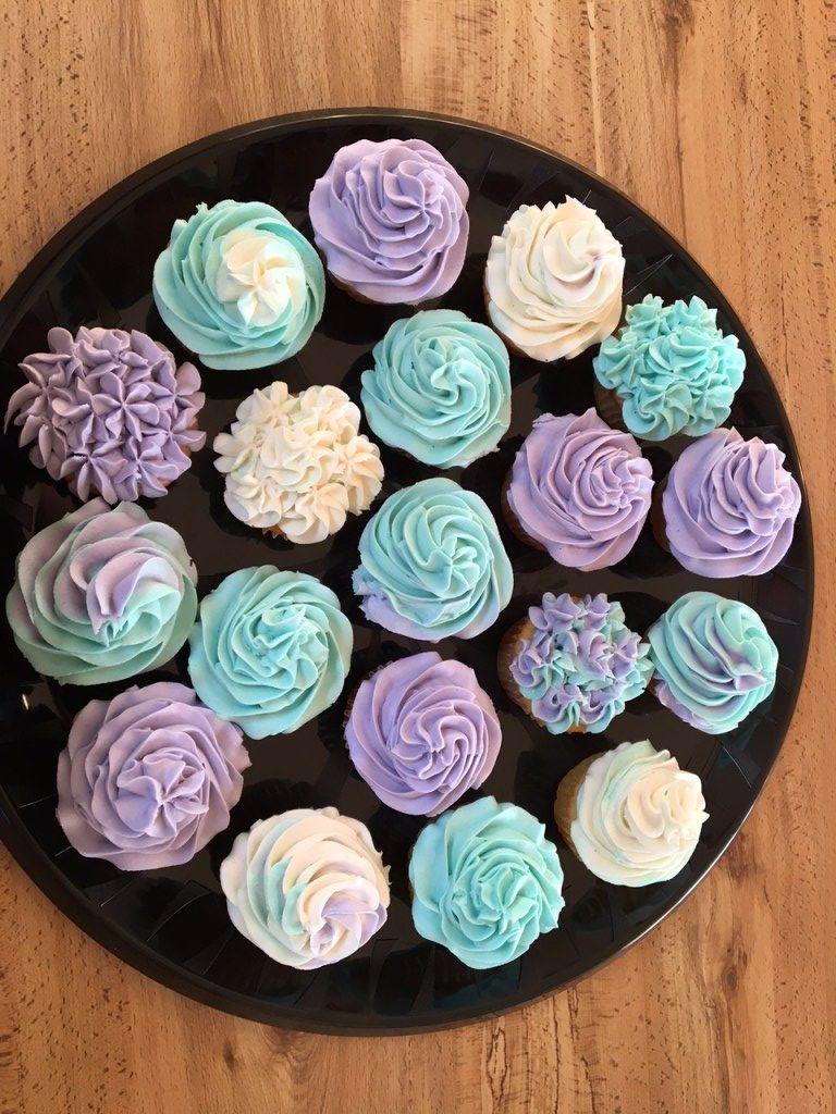 DECORATING CUPCAKES WITH HOMEMADE ICING | Fun cupcakes ...