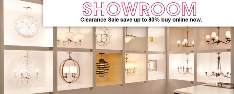 Lighting Showroom Clearance Sale (940×380)