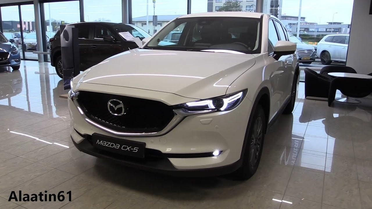 Mazda Cx 5 2018 In Depth Review Interior Exterior Youtube With