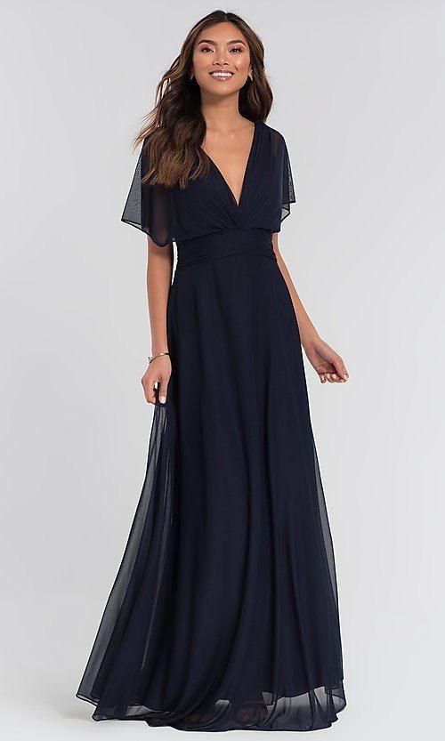 29+ Black flutter sleeve dress inspirations