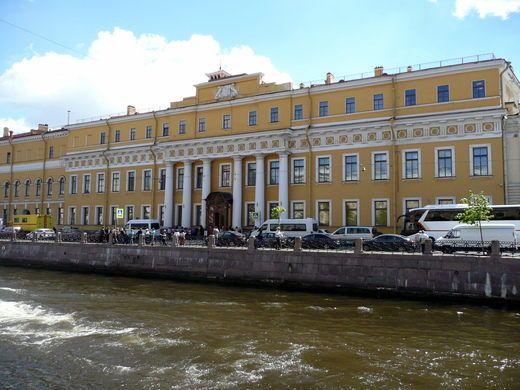 rasputin museum yusupov palace reizen