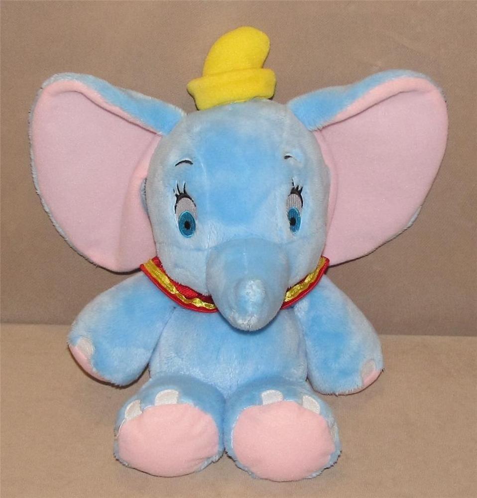 Disney Dumbo The Elephant Plush Stuffed 11\