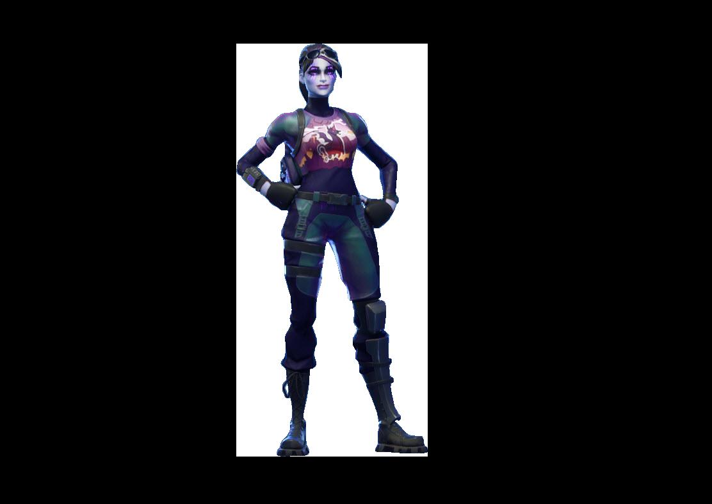New Dark Bomber Fortnite Full Skin Png Image Fortnite Skin Photo Bomber