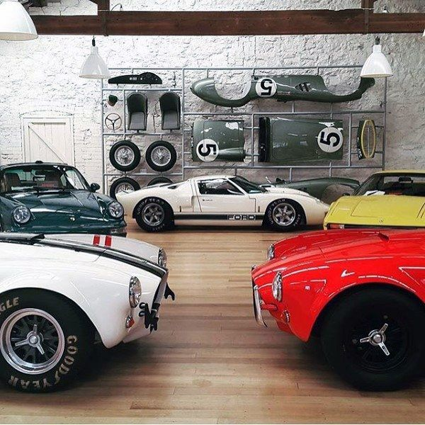 17 Ultimate And Astonishing Dream Car Garage For Men