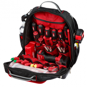 The Milwaukee Ultimate Jobsite Backpack is the best tools