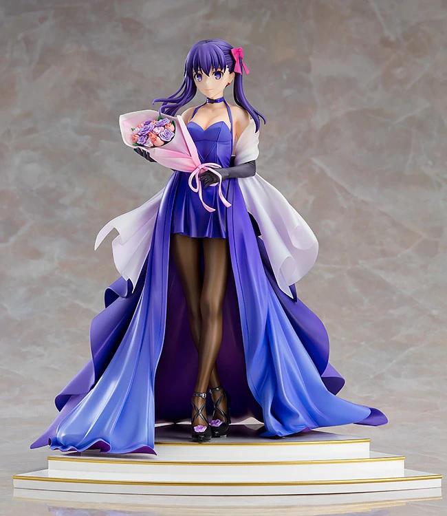saber 遠坂凜 間桐櫻 15th celebration dress ver premium box sakura dress beautiful dress designs celebrity dresses