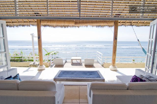 Bali Beach Surf House At Bingin In Kuta