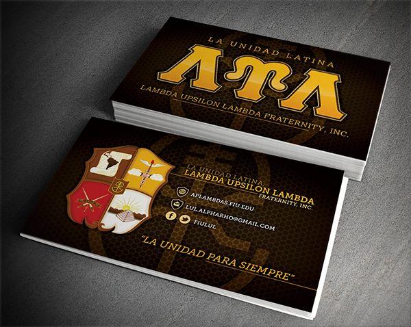 Lambda upsilon lambda recruitment cards on behance greeks nphc lambda upsilon lambda recruitment cards on behance colourmoves