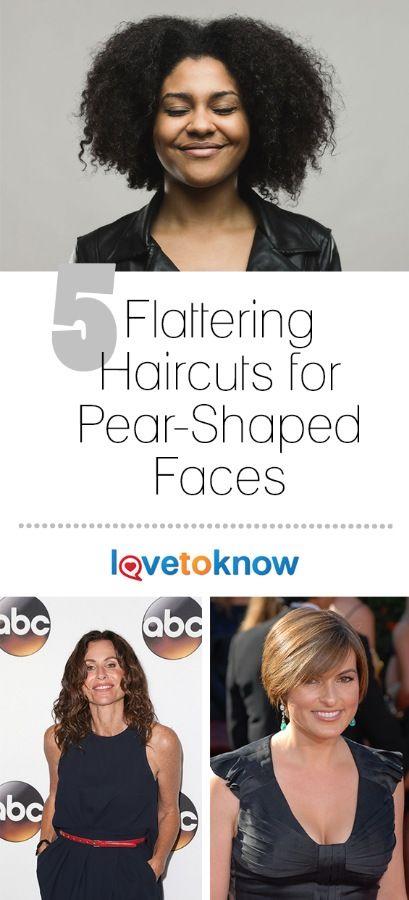 Pear Shaped Face Hair Cut In 2018 Hair Hair Colors Hair Styles