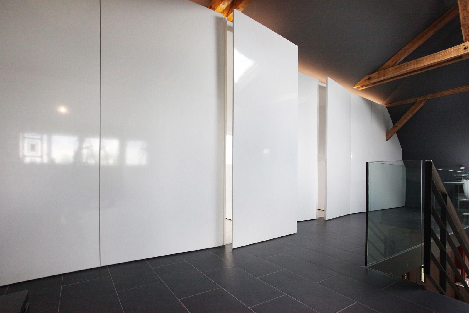 Loft conversion   by  N- LAB architects