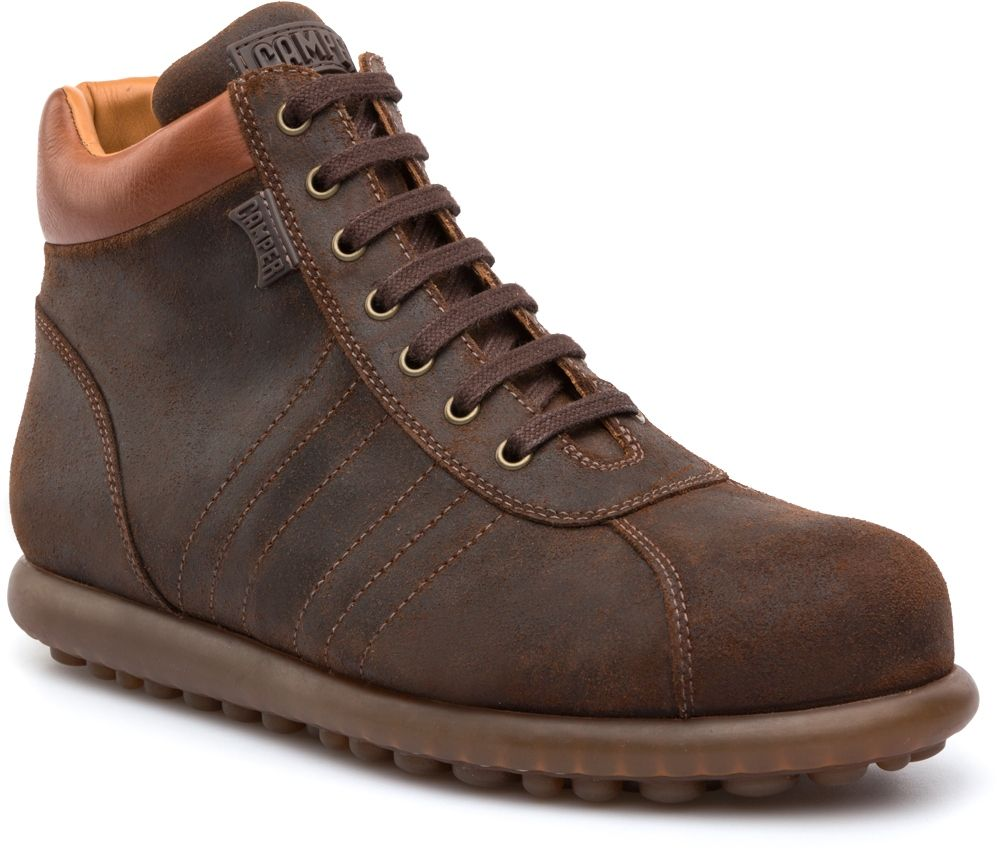 New season Smart Shoes Men Camper MIL DARK / Brown US Online