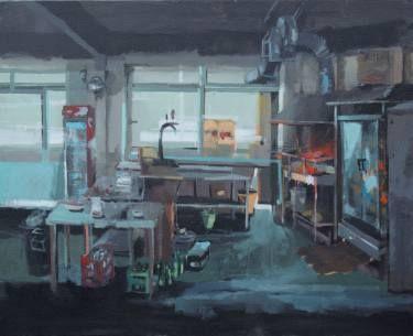 "Saatchi Art Artist Leticia Gaspar; Painting, ""S/N"" #art"