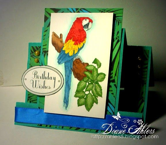 handmade birthday card from Dianeu0027s Country Cards \ Crafts - birthday cards format