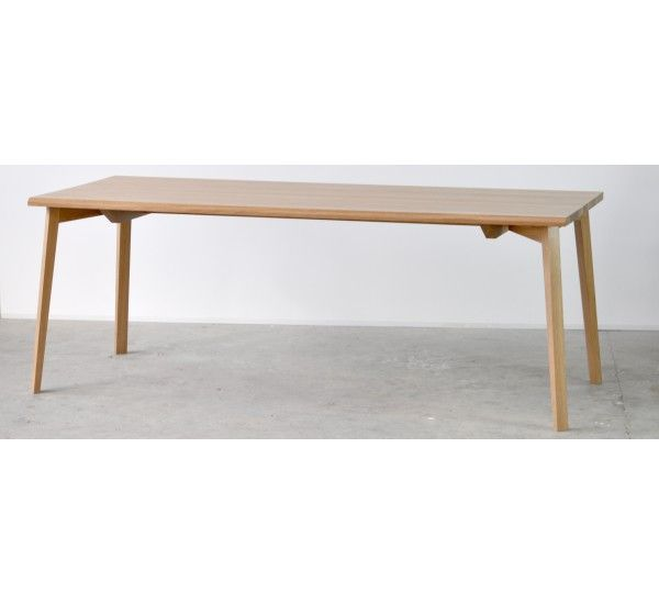 Classic Limited Edition Pieds De Table Table Bois Massif