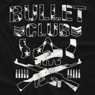 Bullet Club Bullet Club Logo Bullet Club T Shirt Bucks Logo