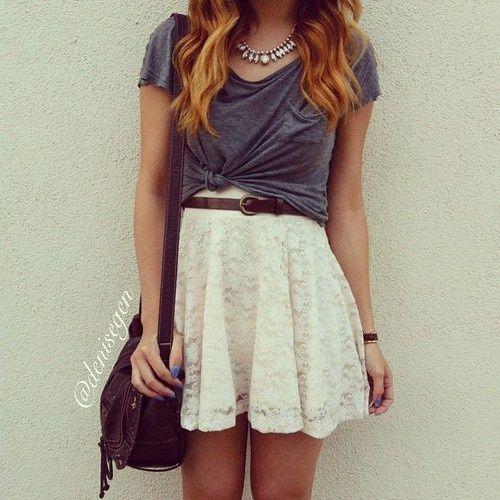 Casual Summer Dresses Tumblr - Missy Dress