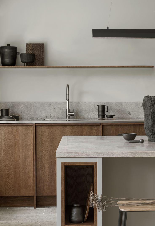 Nordiska Kök #minimalistkitchen