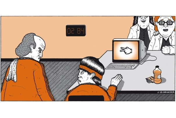 Pierre-feuille-ciseaux: pourquoi les robots gagnent toujours contre les humains Check more at http://info.webissimo.biz/pierre-feuille-ciseaux-pourquoi-les-robots-gagnent-toujours-contre-les-humains/