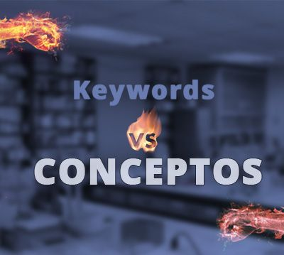 Keywords vs Conceptos | B30