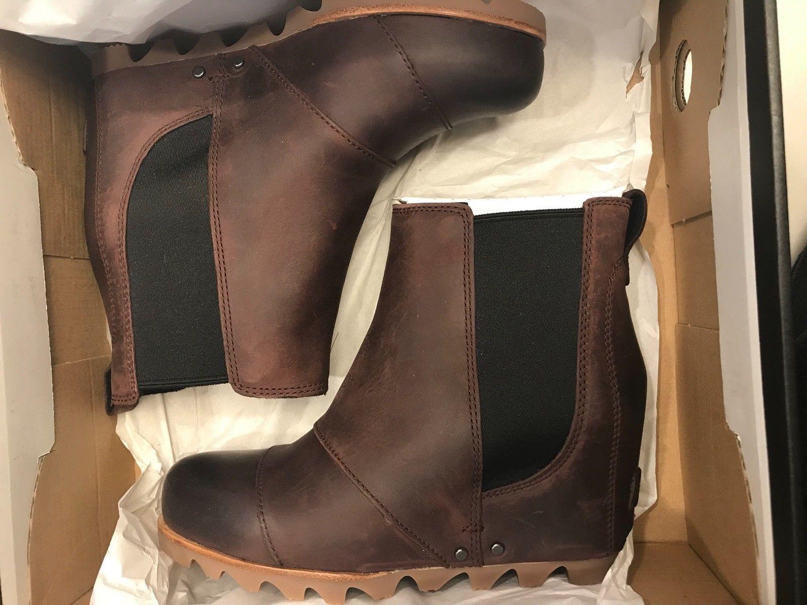 c1934c90705 sorel lea wedge boots