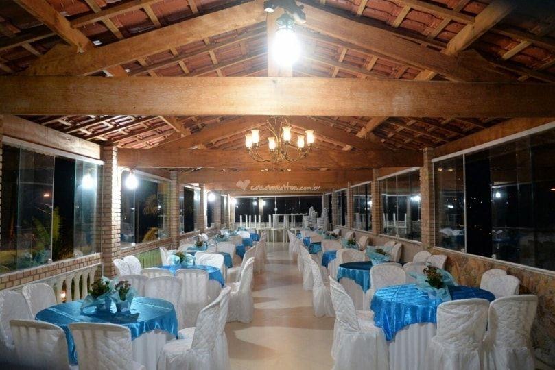 Salão Superior De Recanto Do Beija Flor Eventos Foto 10