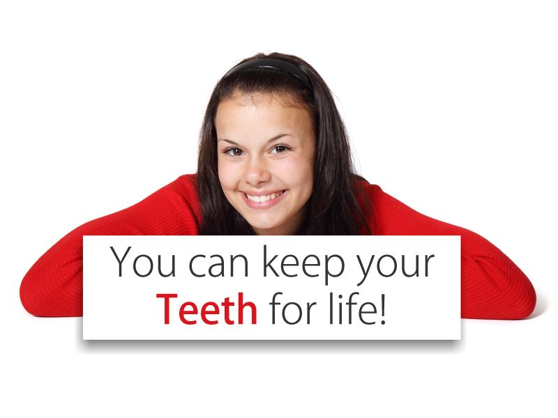 Advances in dental care have allowed dentists to save teeth that would have been lost in the past. With daily brushing and flossing and regular visits to the dentist, you can keep your teeth for life. For all your dental needs click on - goo.gl/Wcsebp