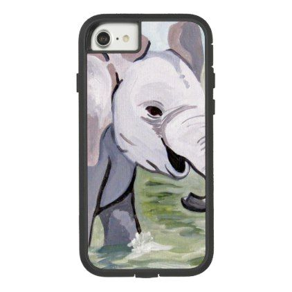 Baby elephant 2 kimberly turnbull art case mate tough extreme baby elephant 2 kimberly turnbull art case mate tough extreme iphone 87 case negle Image collections