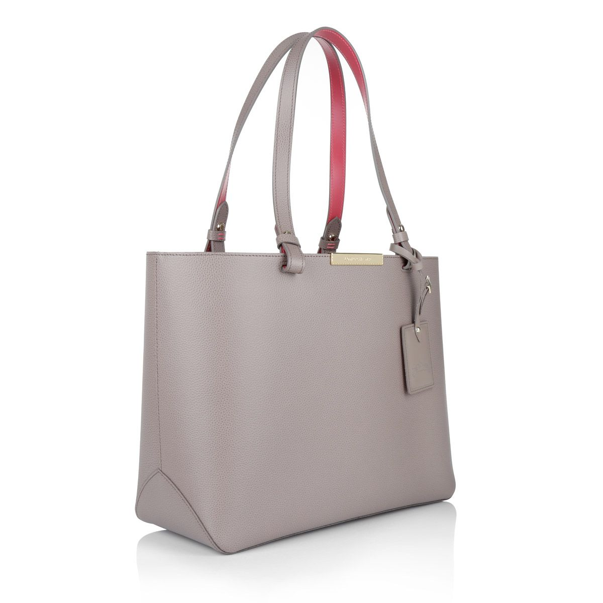 3200d13386f9 Longchamp Le Foulonné Shopping Bag M Grey Shopper Designer Taschen bei  Fashionette