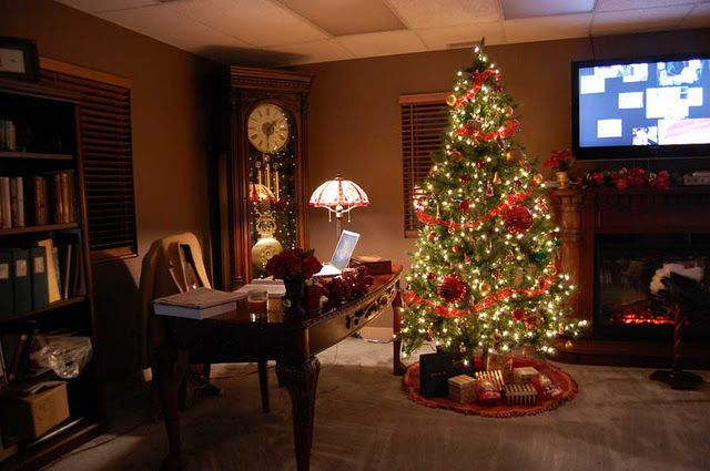 Christmas Home Decor And Christmas Tree Decorating Ideas Stylishly