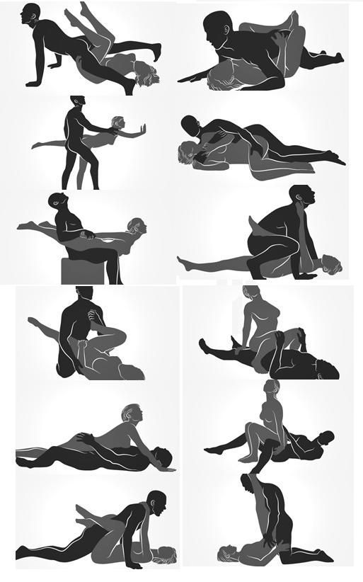 Hot New Sex Positions