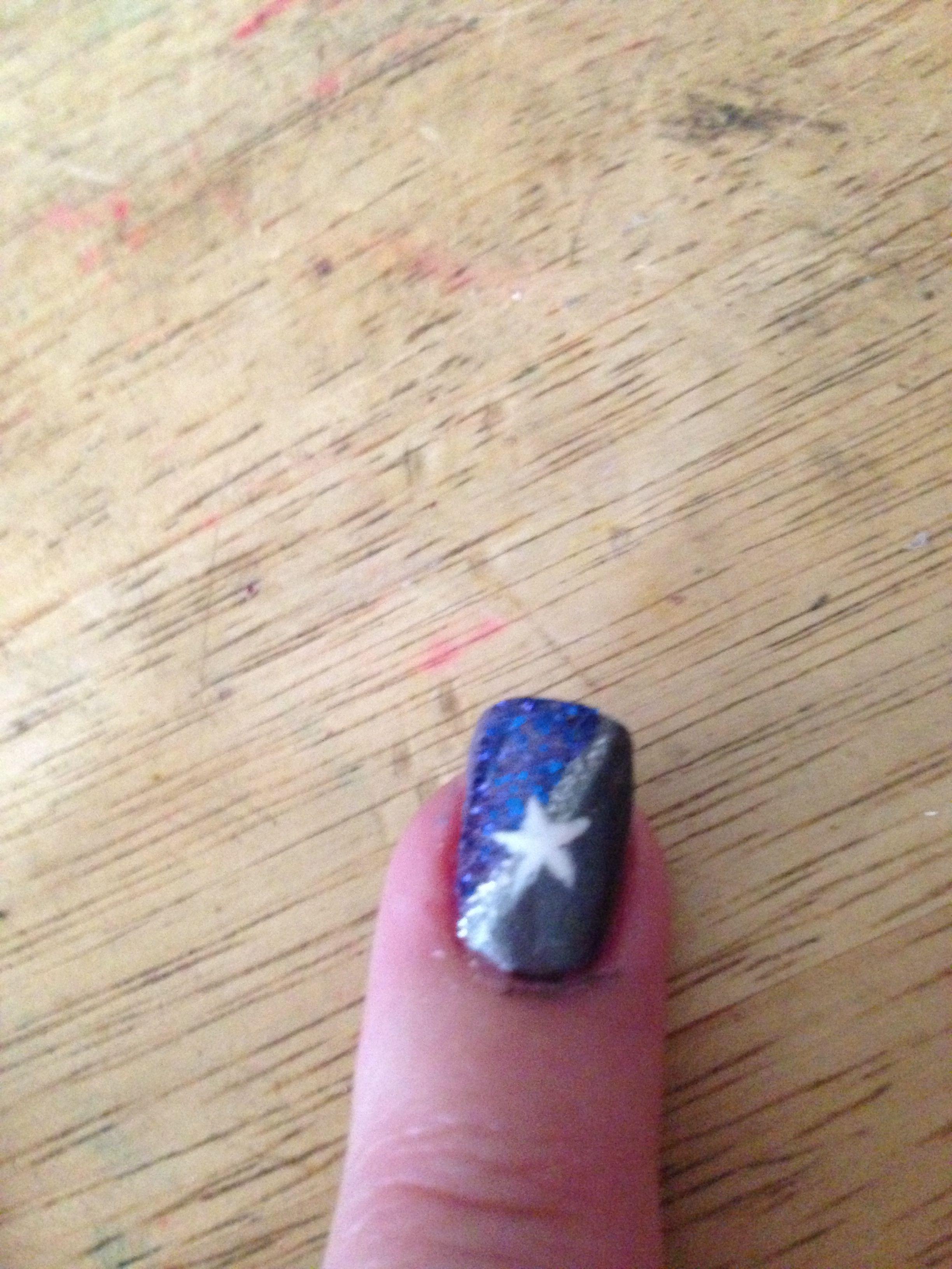 Pin Dallas Cowboy Nails Nail Art Gallery on Pinterest