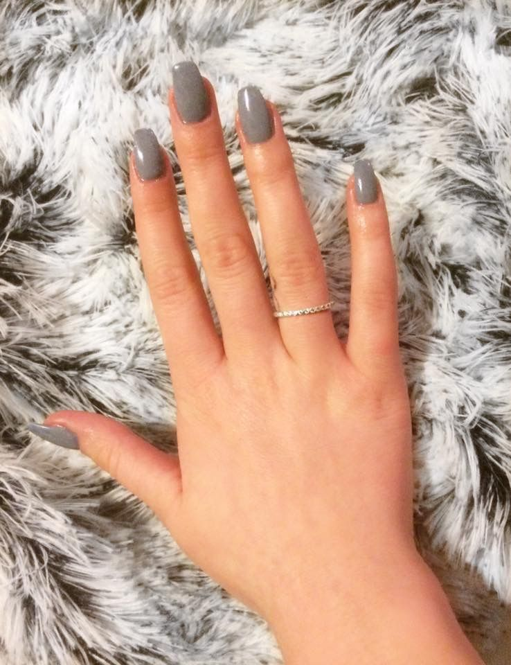 Done with a new nail trend called Dipping Powder at Lovely Nails Spa ...