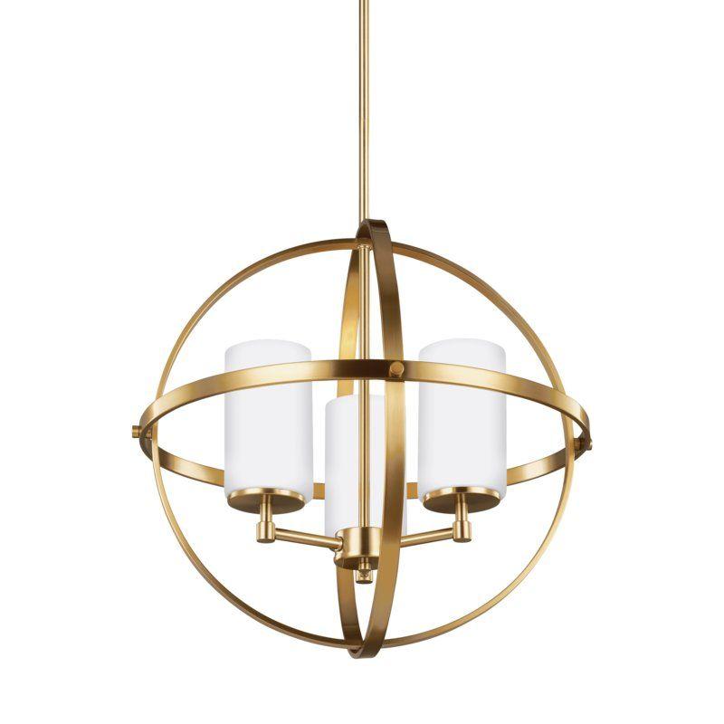 Haworth 3-Light Uni-sphere Globe Pendant   Globe pendant, Uni and Globe