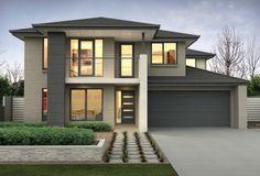 Clarendon home designs waterside  facade option visit localbuilders also www rh pinterest