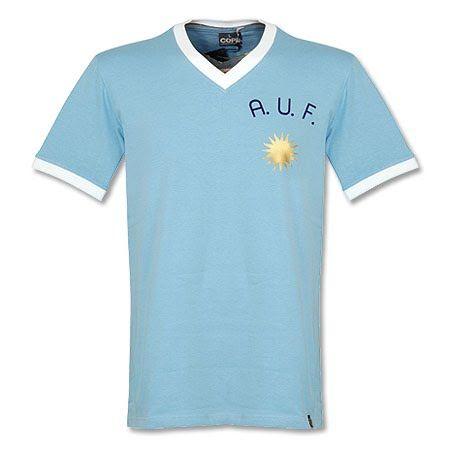 Uruguay Retro Shirt 1970's