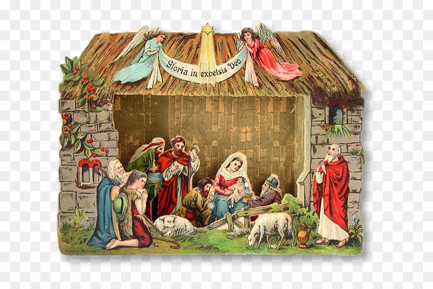 Pin On Nativity 3d Models