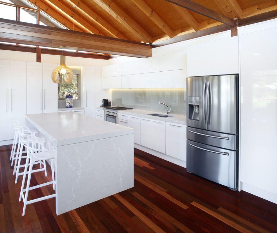 Sa Kitchen Designs: Pin On Caesarstone Alpine Mist™